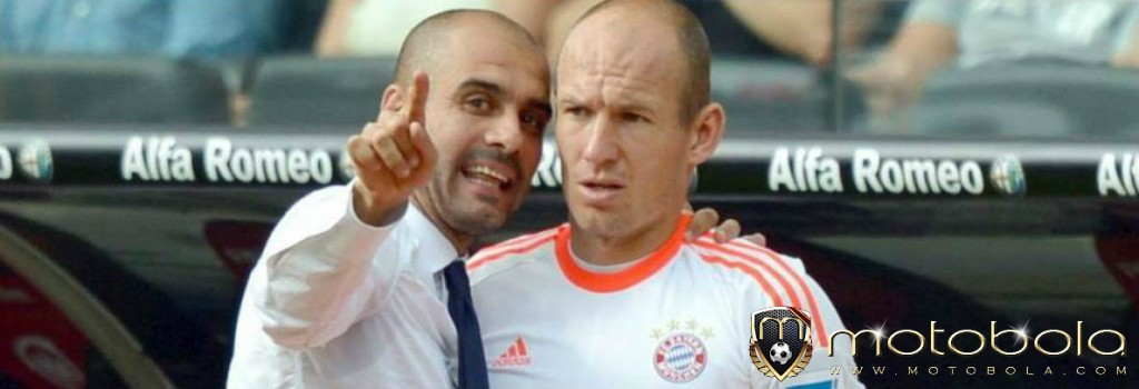 Guardiola and Arbenn
