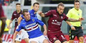 Sampdoria vs Livorno