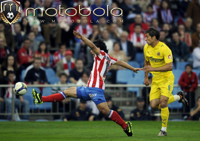 Atletico Madrid vs Villareal 2