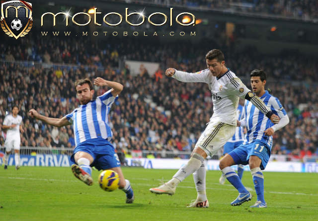 Real Sociedad vs Real Madrid 2