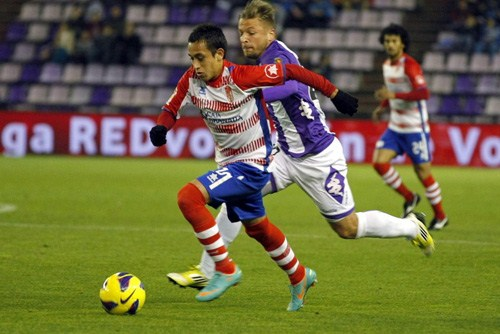 Real Valladoid vs Granada